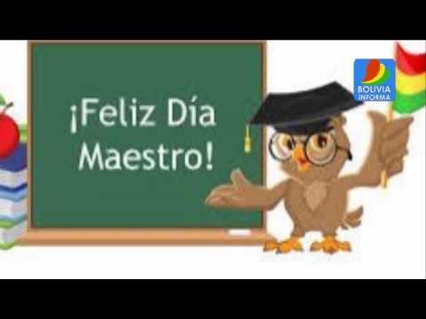 Himno al maestro (Bolivia)
