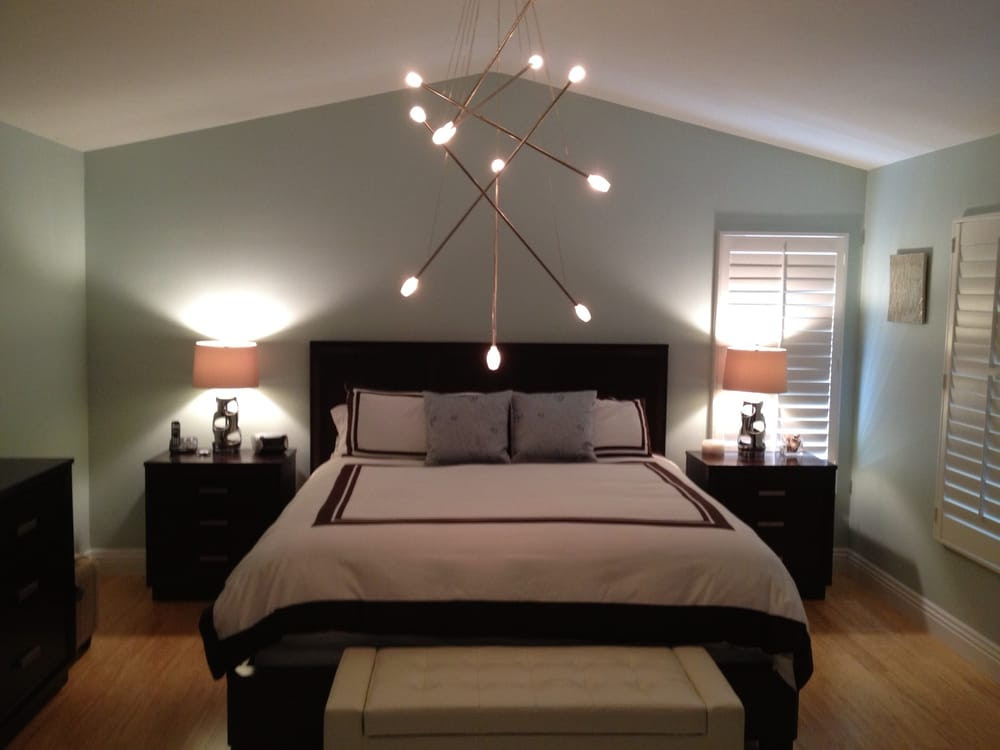 Master Bedroom Decorative Light Fixture | Yelp