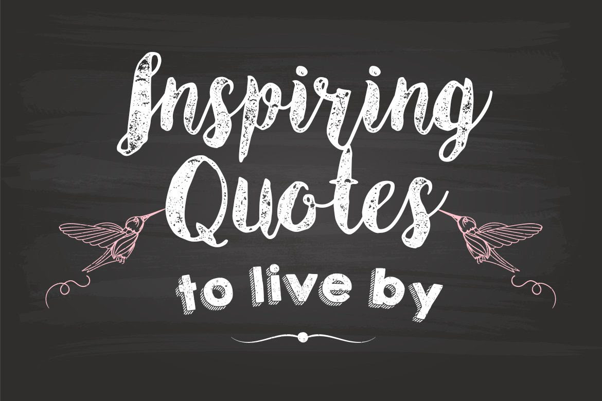 15 Inspirational Quotes Wall Art You Ll Actually Want To Hang In Your Home Belivindesign