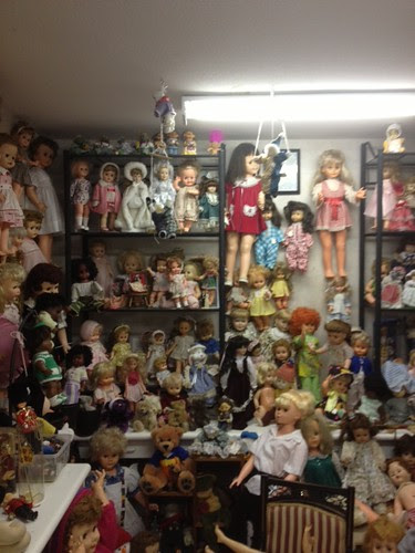 More of the dolls
