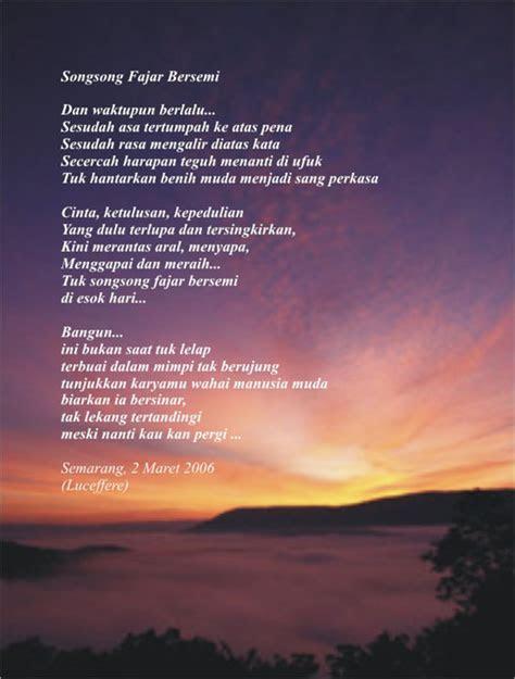 kumpulan puisi indah bergambar blacks side