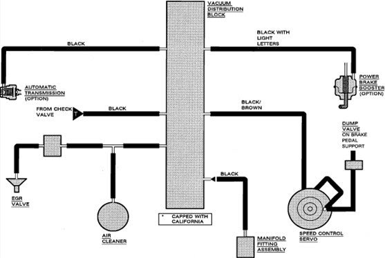 35 1993 Ford F150 Vacuum Line Diagram