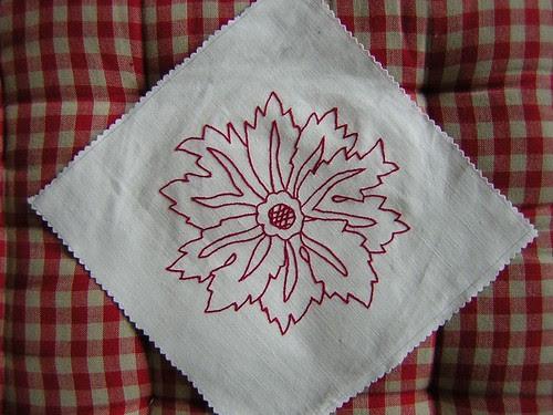 Floral Pattern - Jaynes Quilt