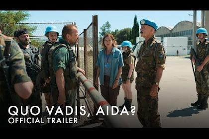 Quo vadis, Aida? (2021) 'Full Movie' Jasna Đuričić Deblokada
