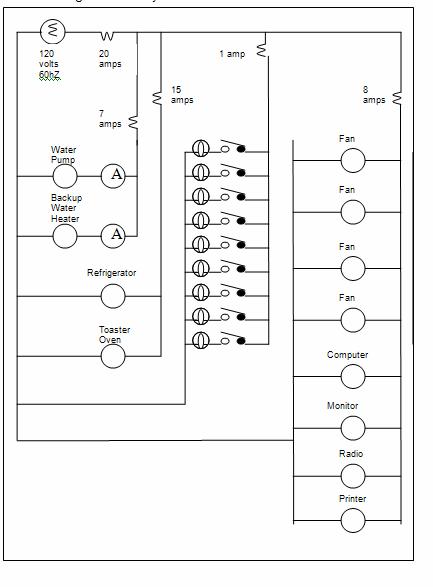 circuit diagrams of house wiring photos