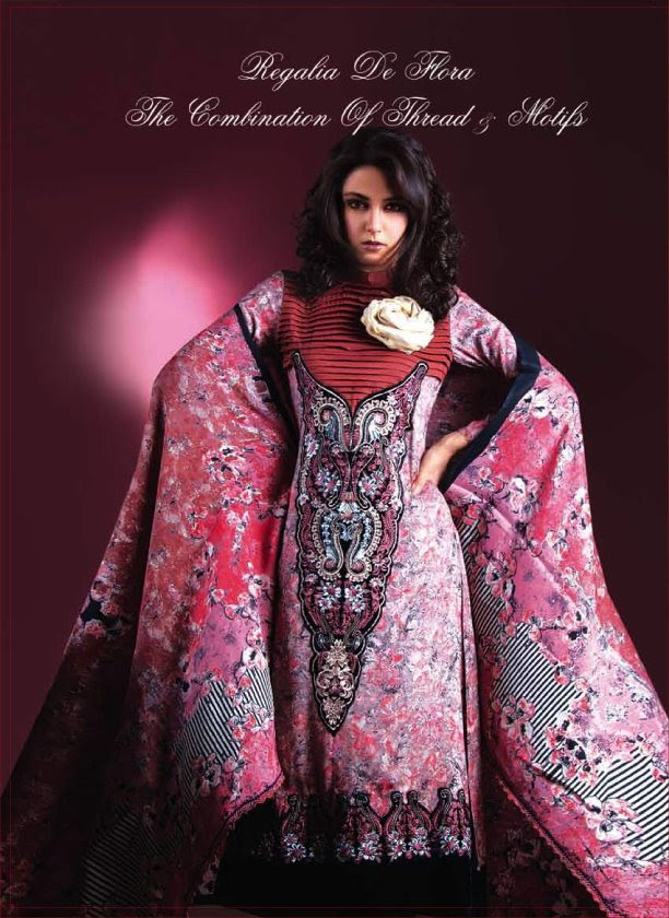 Eiza Winter Collection 2012 for Women by UA Textile 03