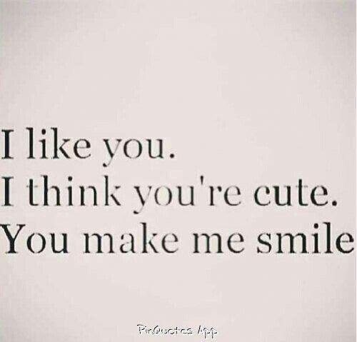 75 U Make Me Smile Quotes Images Mesgulsinyali