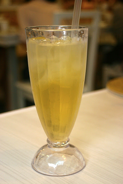 Icy Water Cress Honey ($2.50)