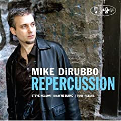 Mike DiRubbo: Repercussion cover