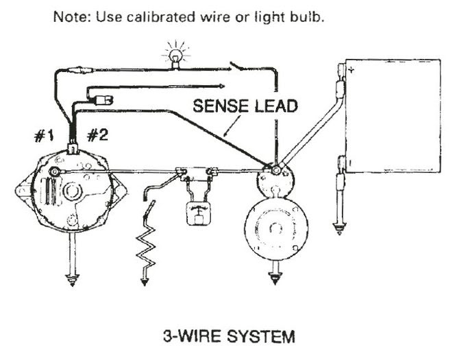 Acdelco 27si Alternator Wiring Diagram