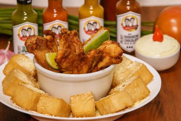 Os pratos no festival vão custar R$9 e o cardápio é composto de dezesseis variedades