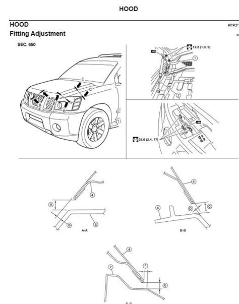 repair-manuals: Nissan Armada TA60 2006 Repair Manual