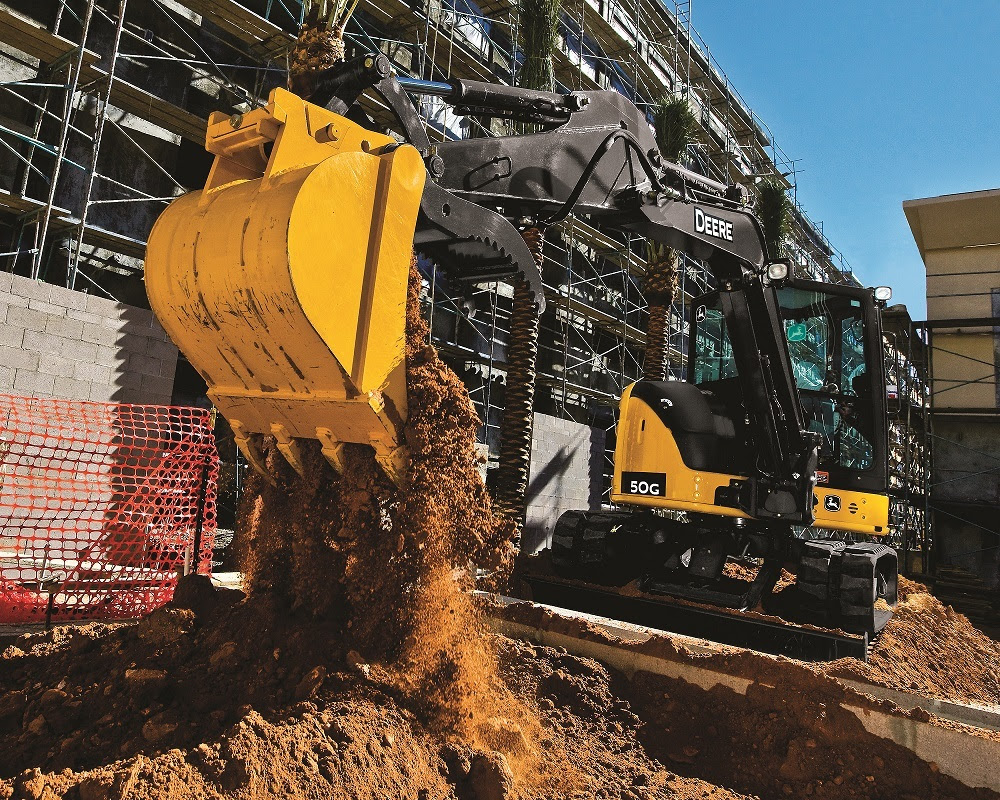 How To Change The Control Pattern On A John Deere Excavator