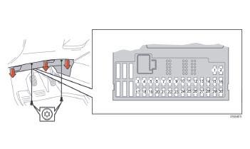 2006 Volvo S80 Fuse Box Wiring Diagram Plunge Across Plunge Across Graniantichiumbri It