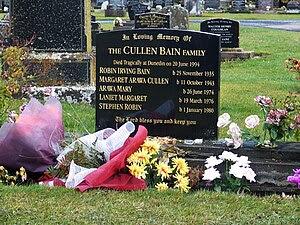 Memorial to the family of David Bain, Mosgiel,...