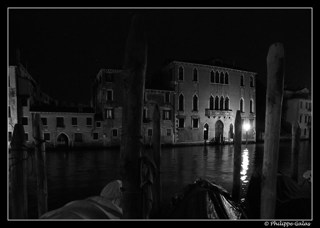 Nuit à Venise - Night in Venice