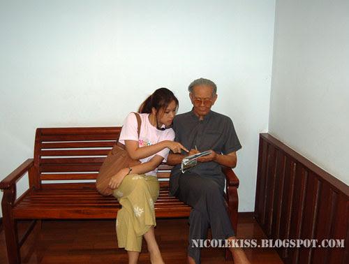 famous thai old man