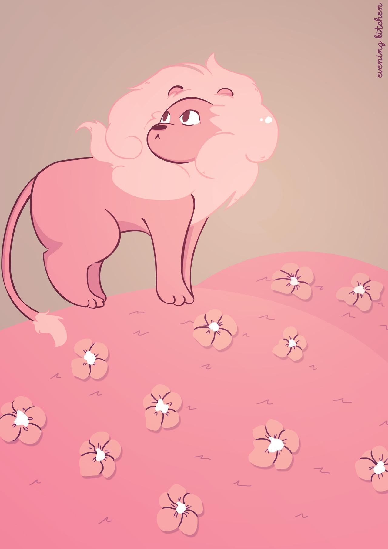 Hello, Lion.
