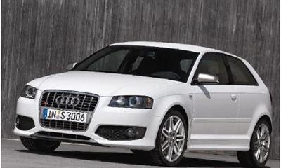 Audi A3 Dane Techniczne