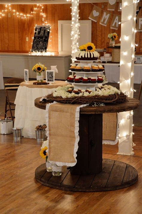 where to get wooden spools for a wedding cake   Google