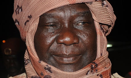 Michel Djotodia of Seleka which entered the capital of Bangui in the Central African Republic. The group overthrew President Bozize who reportedly fled to the Democratic Republic of Congo. by Pan-African News Wire File Photos