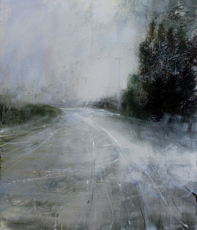 iamjapanese:  Patricia Burns(Irish) North Road 6