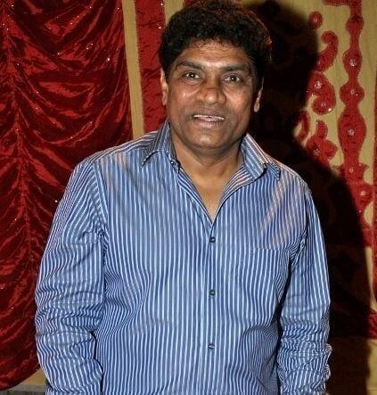Johnny Lever aka John Prakasa Rao Janumala