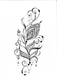 Hombre Y Mujer Para Colorear 163 Tatuajes De Mandalas Para