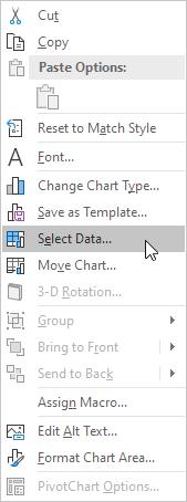 Select Data