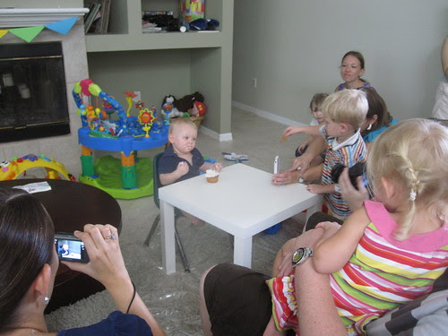 Brodie's First Birthday Party