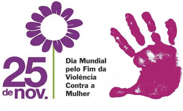 25 de novembro: dia mundial pelo fim da violência contra a mulher