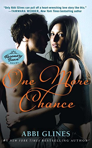 book cover of   One More Chance