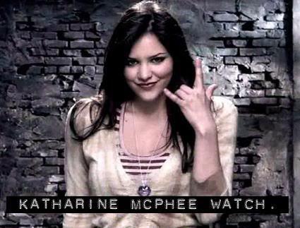 Katharine McPhee and 3 Losers.