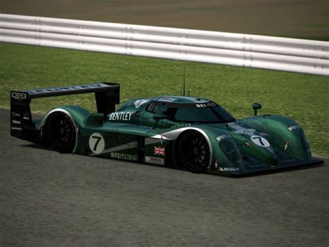 Bentley Speed 8 Race Car by Admeet on DeviantArt