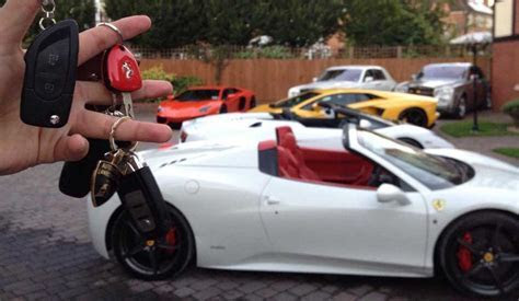 Rich Kid of Instagram Loses $850,000 Worth of Luxury Cars in Repeated Arson Attacks ? Mask Magazine