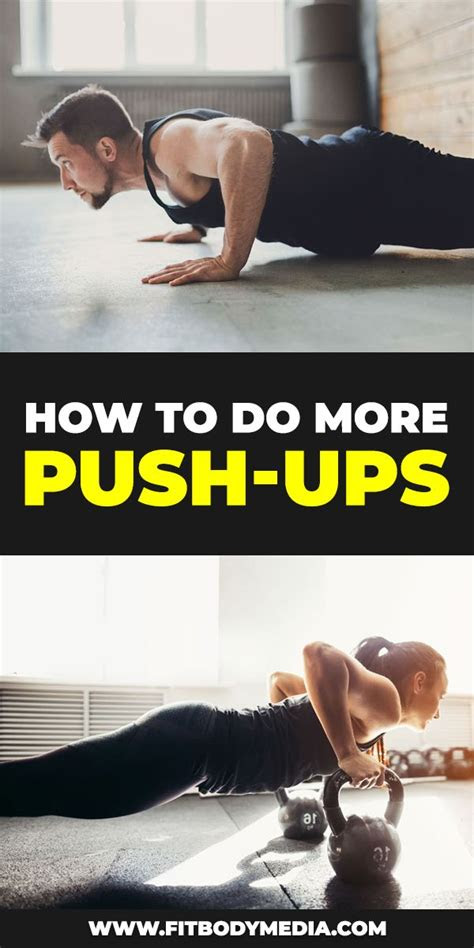 push ups fitness body exercise push