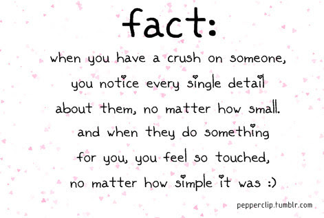 Crush Love Flirt And My Interest A Secret Is What Makes A