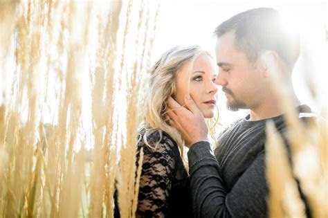 Amanda & Josh's Engagement, Spokane Wedding Photographer