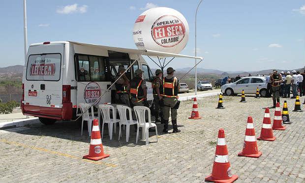 A quadrilha fraudada recursos contra multas praticadas no Recife, Olinda e Camaragibe / Foto: Secretaria de Saúde de PE