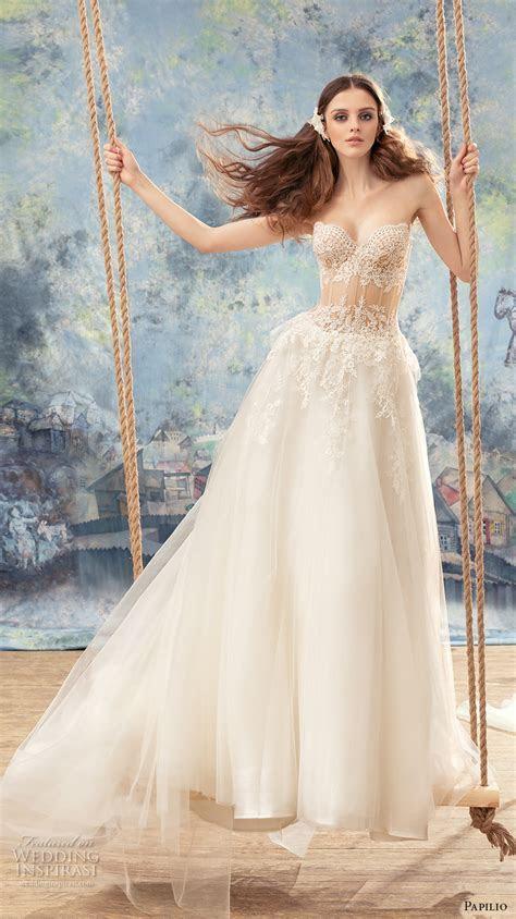 Papilio 2017 Wedding Dresses ? ?Wings of Love? Bridal