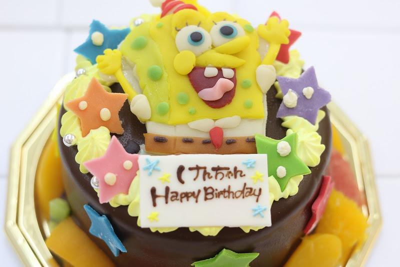 ロリアンデコレーションケーキキャラクターケーキ似顔絵