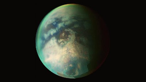 Titan (NASA/JPL/University of Arizona )
