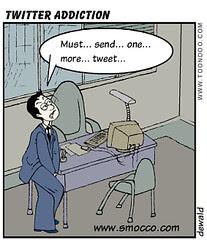 Twitter Addiction