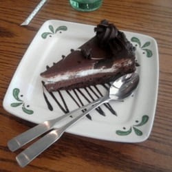 Olive Garden Copycat Recipes Black Tie Mousse Cake