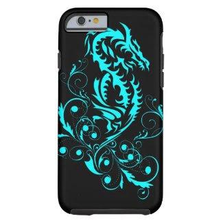 Dragon 20 cyan tough xtreme iPhone 6 case