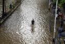 Indian dam overflows after heavy monsoon rains, 12 dead