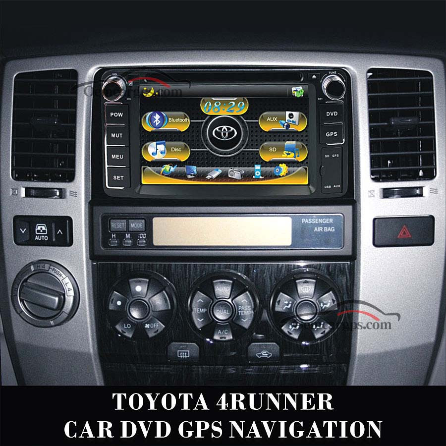 Toyota 4runner Head Unit