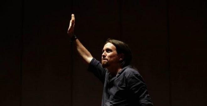 El líder de Podemos, Pablo Iglesias, en una imagen de archivo. EFE
