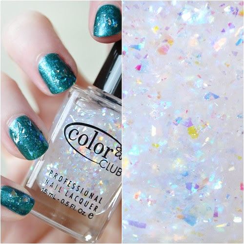 Colour Club Covered in Diamonds