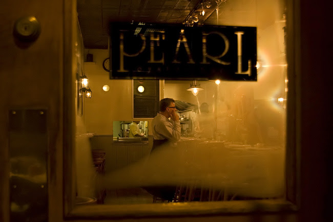 Pearl Oyster Bar, NYC